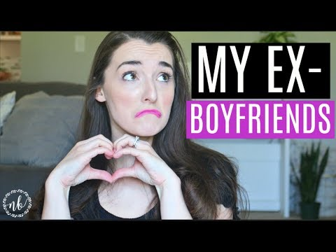 MY EX-BOYFRIENDS, Theater Experience, DRAMA | Story Time Q+A | Natalie Bennett