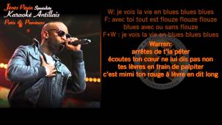 [PAROLES] Warren - la vie en blues (feat Fanny J)
