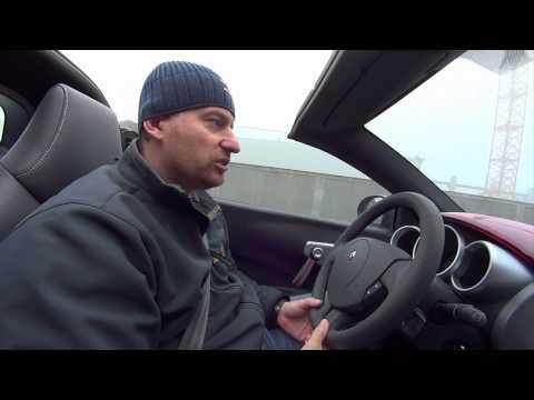 Renault Wind Cabrio Autotest