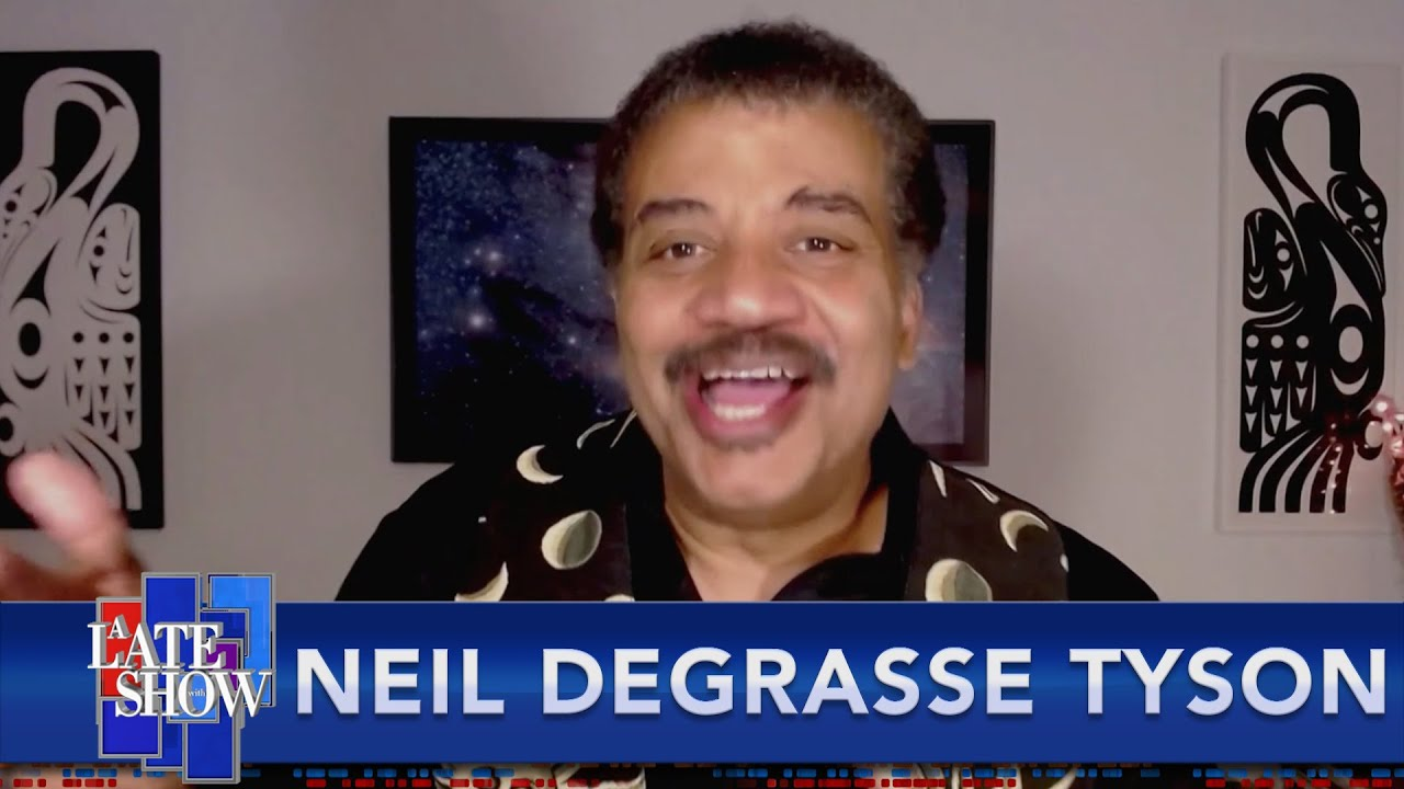 Neil deGrasse Tyson Tells Stephen About A Very Expensive Asteroid