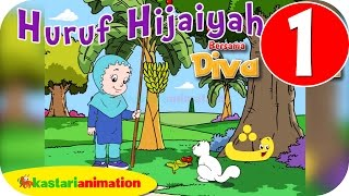 Video Huruf Hijaiyah bersama Diva (full version) | part 1 | - Kastari Animation Official download MP3, 3GP, MP4, WEBM, AVI, FLV Juni 2018
