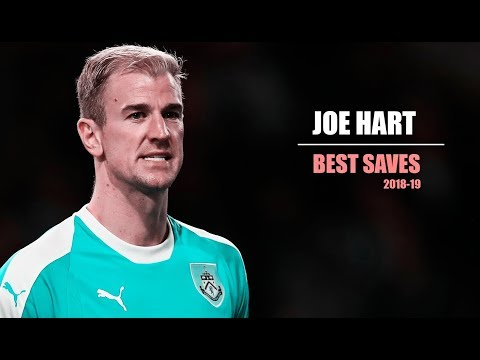 Joe Hart ► Best Saves 2018/19 - Burnley FC - HD