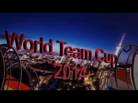 World Team Cup 2014 from Berlin