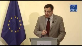 Steven Vanackere CERIS Geopolitics Development Politics International Relations.flv