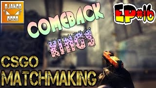 Counter-Strike GO - Episode 16: Comeback Kings - CS GO on IMAC