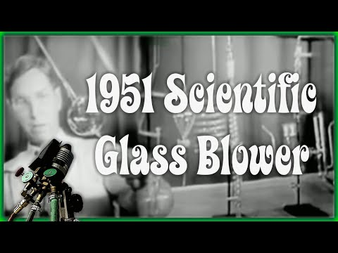 LickMyGlass - Master Glass blowing  1951