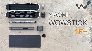 Xiaomi Wowstick 1F+ | Y๐u don't need any other Screwdriver!