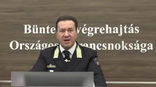 Évértékelő sajtótájékoztató - BvOP 2017. 02. 07.