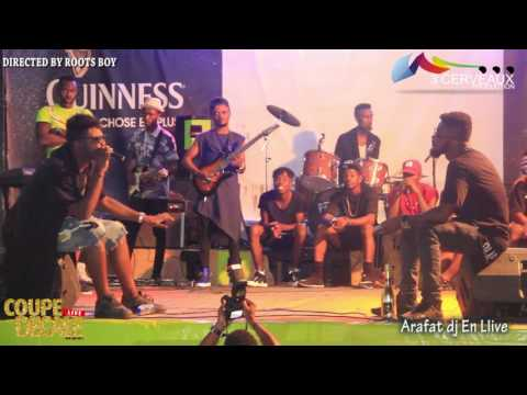 Concert live Arafat Dj au Npa Yopougon Mars 2017