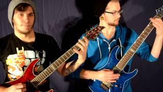 Encryptor - The Cycles Guitar Playthrough