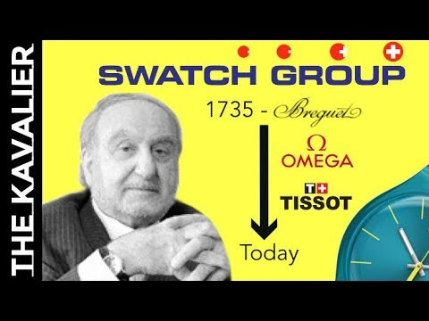 How Swatch Went From Bankrupt to Domination (1735 - Today)