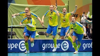 2019 Women's WFC - Final - SWE v SUI