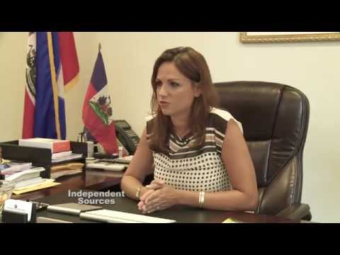 Interview with Stephanie Villedrouin haiti tourism minister - Independent Sources  Rebranding Haiti
