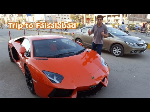 talal Vlogs | Trip to Faisalabad Part 2