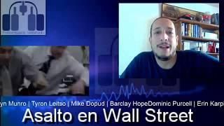 Asalto en Wall Street sinopsis