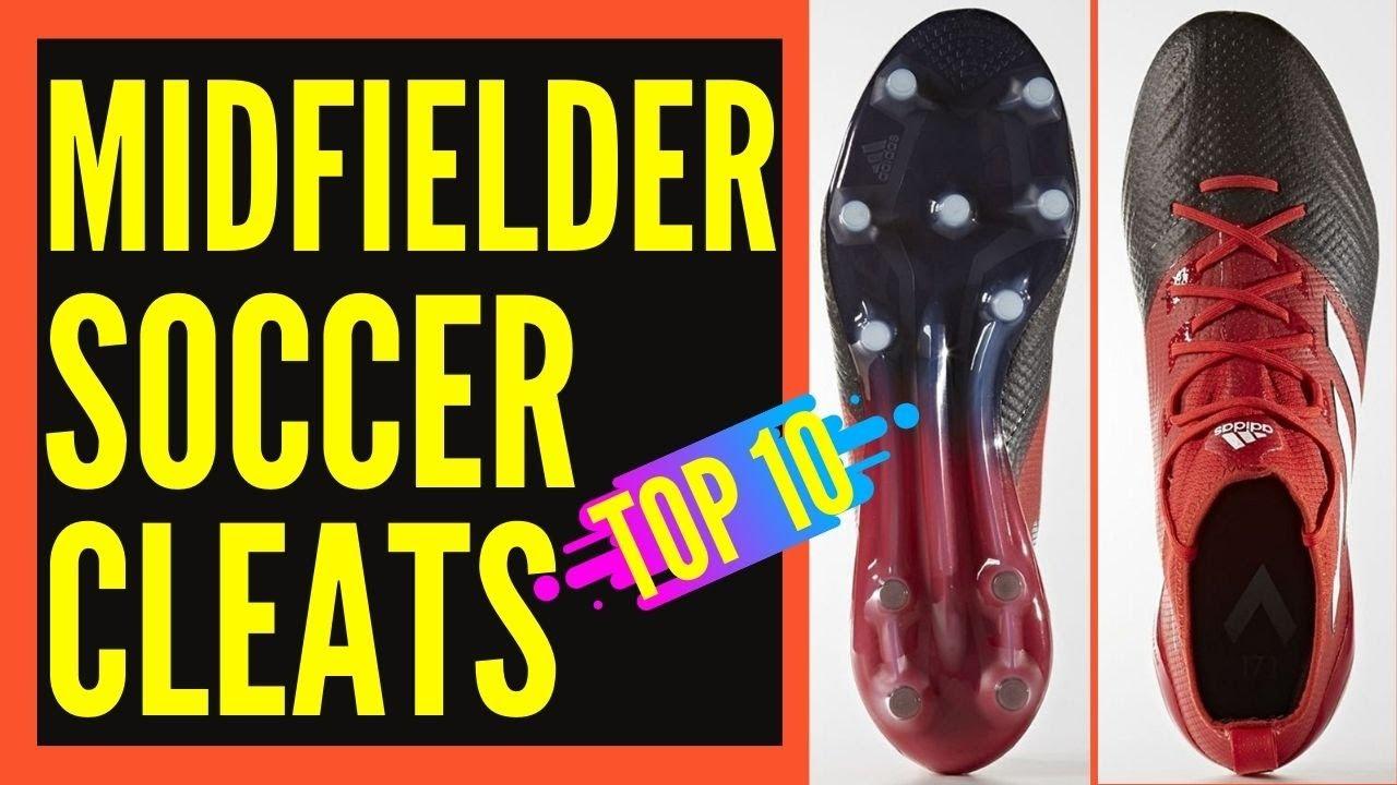 1149ad3cfbf Best Soccer Cleats for Midfielders