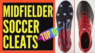 Best soccer cleats for midfielders || best football boots for midfielders