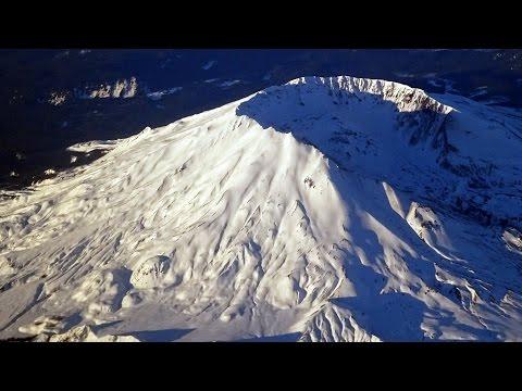 Seattle-Orange County flight AS506: Mt. St Helens, 3 Sisters, Mt Shasta, Channel Islands 2016-02-09