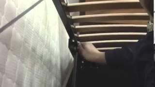 видео Газлифт для кровати