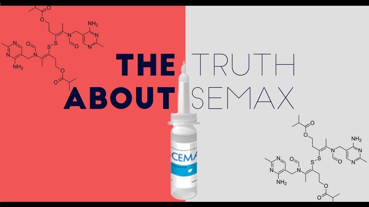The drug Semax. Reviews, description, instruction