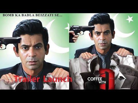 Movie Coffee With D Official Trailer-Sunil Grover, Zakir Hussain, Dipannita Sharma, Anjana | Launch