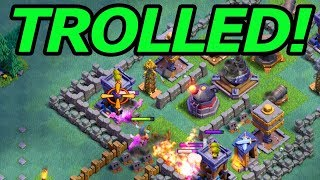 Full Night Attack! Clash of Clans TOP Players, TROLL Bases, BEST Attack Strategy!