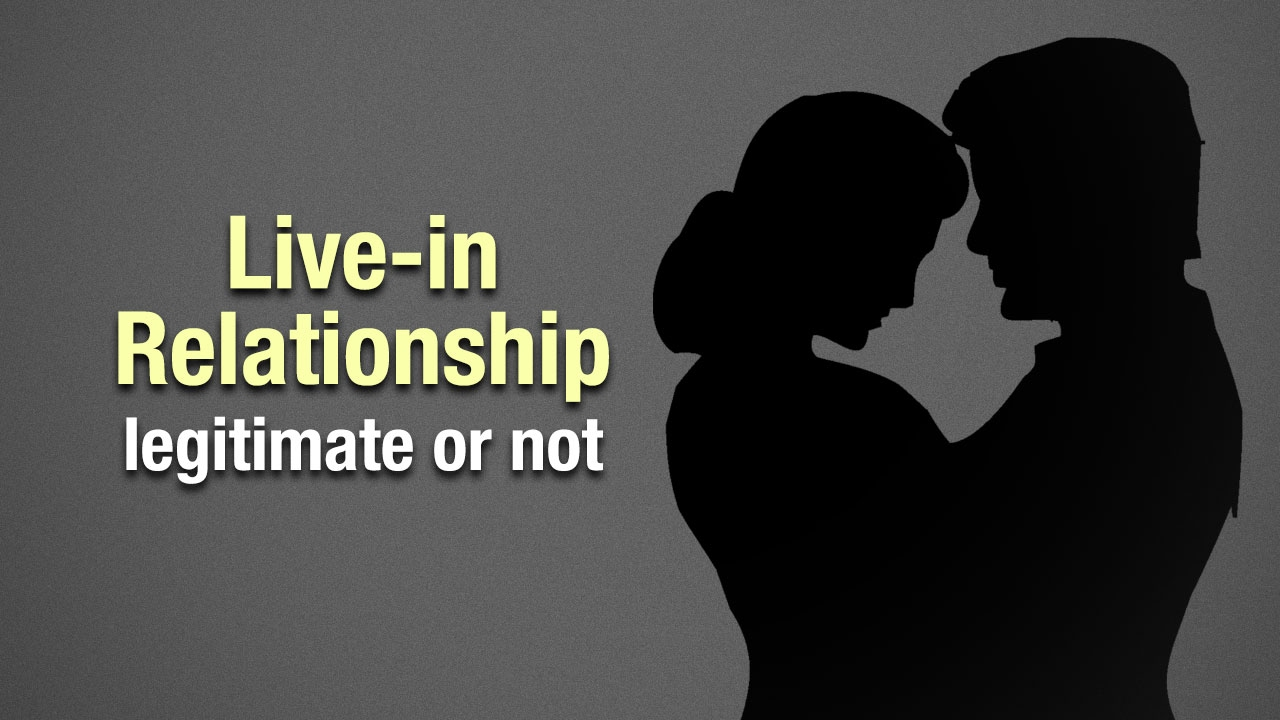 """A BOND BY HEART OR BY KNOT"""" A COMPARATIVE ANALYSIS ON MARRIAGE AND LIVE IN  RELATIONSHIP 