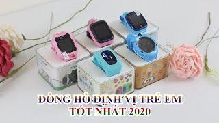 Những mẫu đồng hồ định vị trẻ em bán chạy nhất của Wonlex năm 2020.