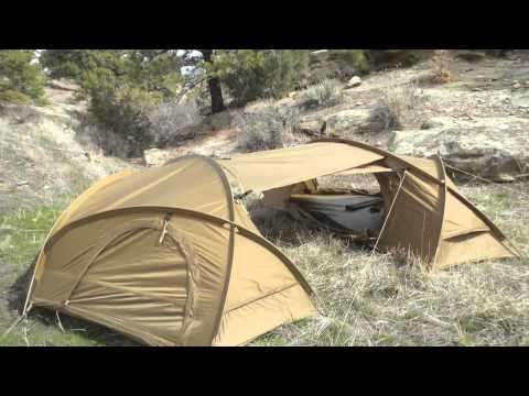 Mountain Hardwear Hunker 4 Season Military Tent Review by SKD & Mountain Hardwear Hunker 4 Season Military Tent Review by SKD ...