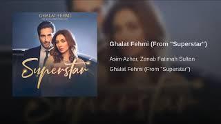 Ghalat Fehmi Full Original Song by Asim Azhar and Zainab Fatima Sultan SUBSCRIBE NOW 🔔