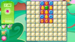 🍭🍬Candy crash jelly LV026 Прохождение, уровень 26, три в ряд, развивающая игра на андроид