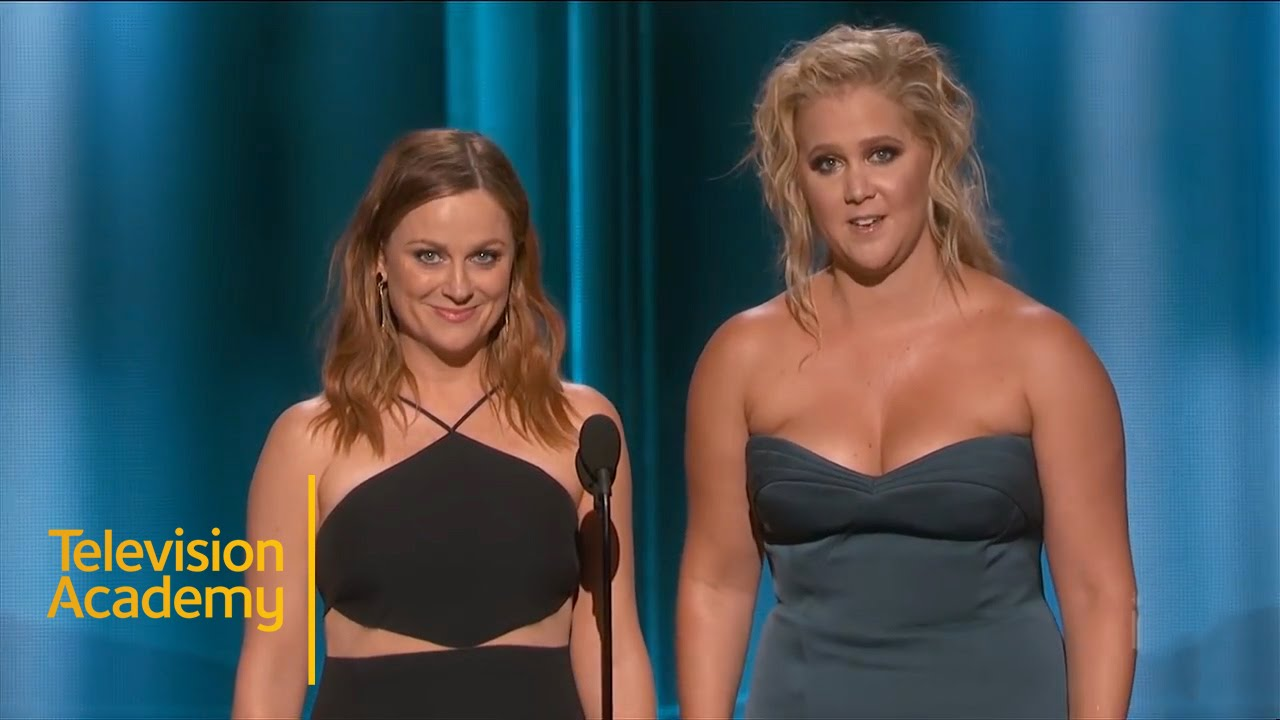 Amy Poehler Naked amy poehler loves amy schumer's nude pictorial: 'she's f