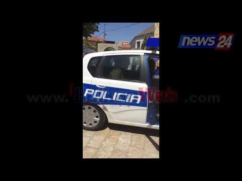 Protestuan në Shkodër për lirimin e 11 kuksianëve, shoqërohen 3 aktivistë të FRPD