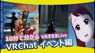 10分で分かる#2【VRChatイベント】by おきゅたんbot