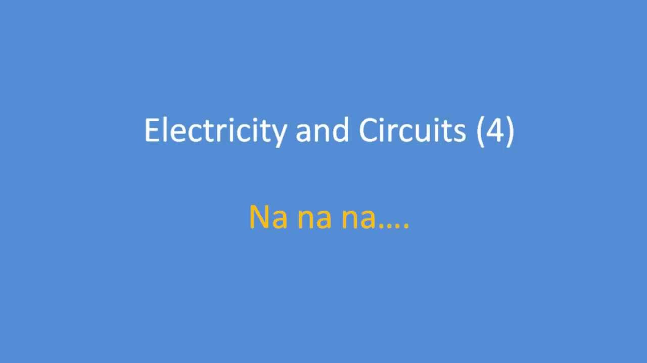 Chapter 12 - Electricity and Circuits - Class 6 Science ...