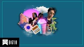 Download lagu Yung Hugo - Just Friend [ Feat- EilliE ]  (Official Lyric Video)