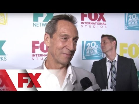 ComicCon 2015: Jonathan Hyde The Strain