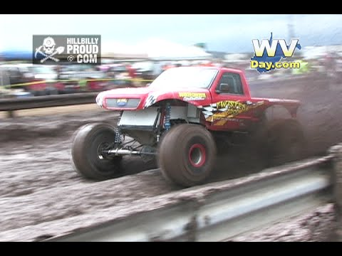 Modified Class Awesome Acres Mud Bog Carroll OH July 27 2014