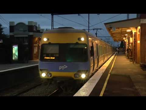 Metro Trains Melbourne - Electric Trains around the Melbourne Suburban Network