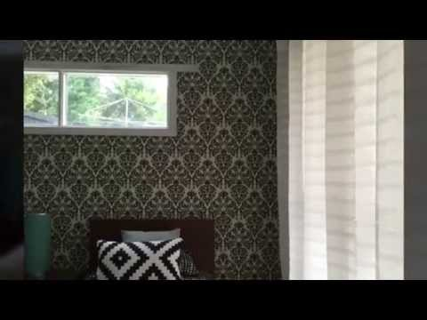 Window decorating on a budget | Cheap Curtains that look great