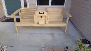 Cooler Bench/Chair