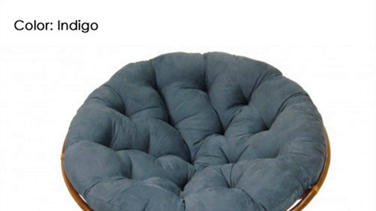 Correct Way To Assemble A Papasan Chair