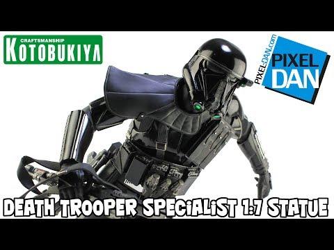 Star Wars SW116 Kotobukiya Death Trooper Artfx Statue 1:7 Scale