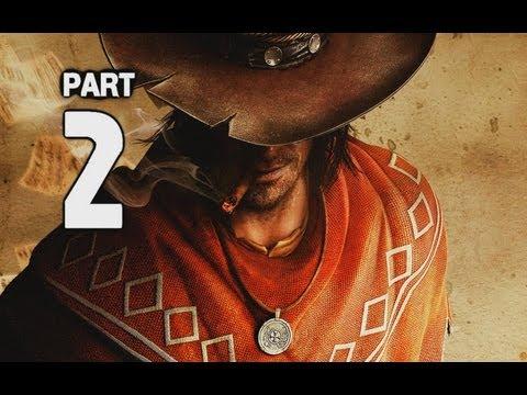 ► Call of Juarez : Gunslinger | #2 | K(l)ácení | CZ Lets Play / Gameplay [HD] [PC]