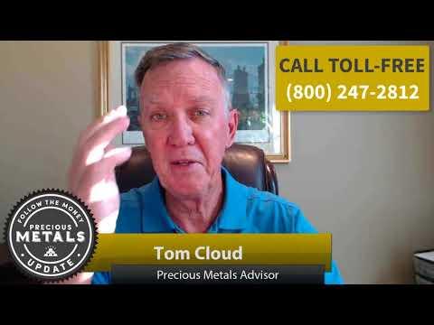 Tom Cloud's Precious Metals Market Update (09/27/17)