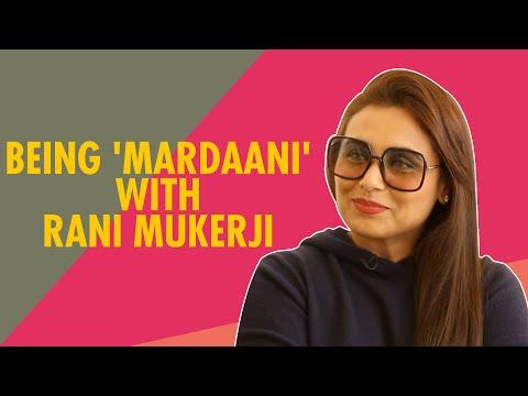 Rani Mukerji Gets Emotional Talking About Kuch Kuch Hota Hai | Mardaani 2