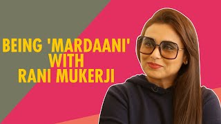 Rani Mukerji Discloses Second Baby Plans | Exclusive | Mardaani 2