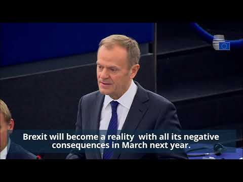 President Tusk on Brexit