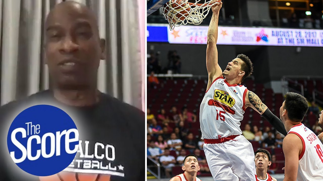 Marc Pingris Is In Norman Black's All-Time Fave Players List | The Score
