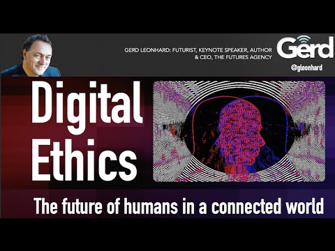 Digital Ethics